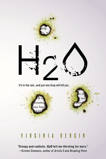 H2O ebook by Virginia Bergin