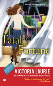 Fatal Fortune - A Psychic Eye Mystery ebook by Victoria Laurie