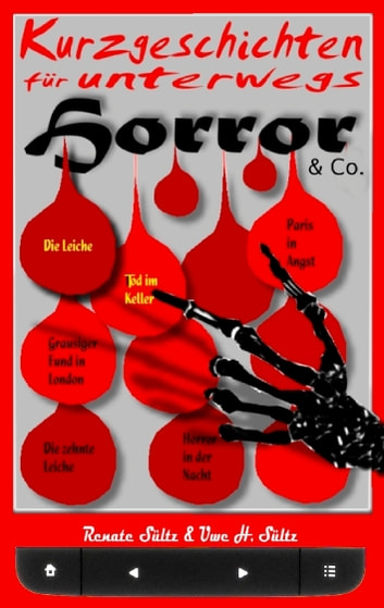 Horror & Co. - Spannende Kurzgeschichten für unterwegs ebook by Renate Sültz,Uwe H. Sültz