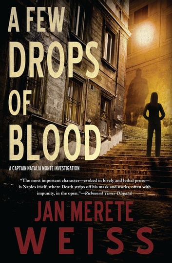 A Few Drops of Blood ebook by Jan Merete Weiss