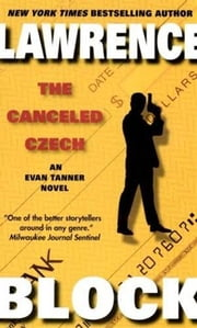The Canceled Czech ebook by Lawrence Block