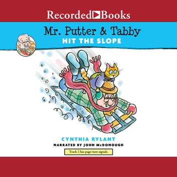 Mr Putter Tabby Hit The Slope Audiobook By Cynthia Rylant