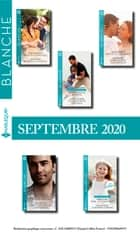 Pack mensuel Blanche : 10 romans (Septembre 2020) ebook by Collectif
