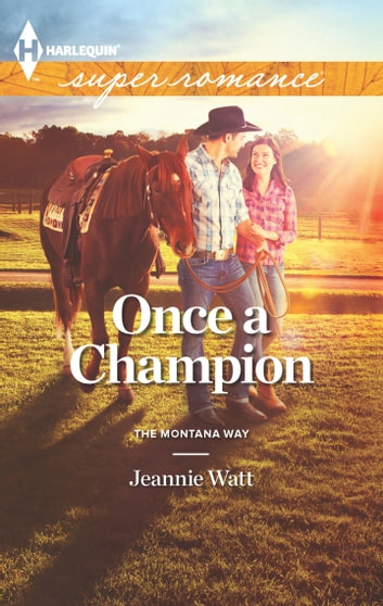 Once a Champion ebook by Jeannie Watt