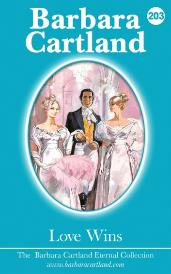 Love Wins ebook by Barbara Cartland