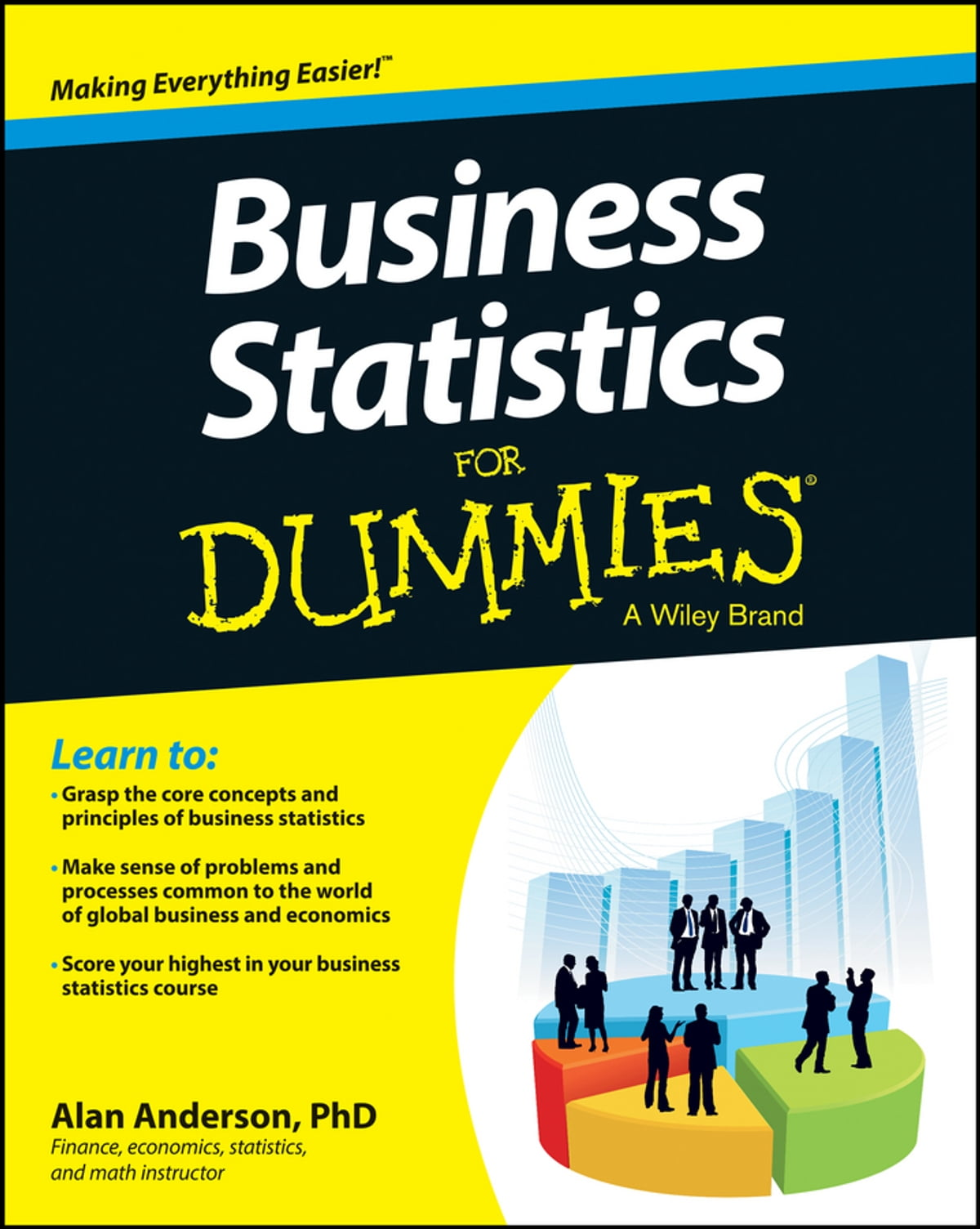 Business Statistics For Dummies eBook by Alan Anderson - 9781118784587 |  Rakuten Kobo