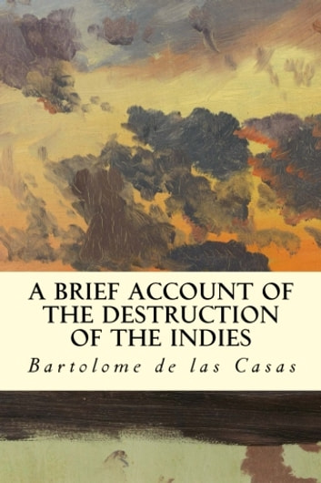 brief account of the devastation of the indies essay