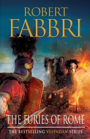 The Furies of Rome ebook by Robert Fabbri