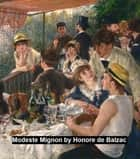 Modeste Mignon ebook by Honore de Balzac