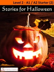 Stories for Halloween ebook by I Talk You Talk Press
