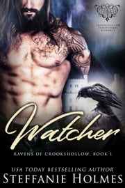 Watcher - a raven paranormal romance ebook by Steffanie Holmes