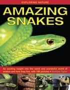 Amazing Snakes - An Exciting Insight Into the Weird and Wonderful World of Snakes and How They Live, With 190 Pictures ebook by Barbara Taylor