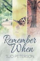 Remember When ebook by SJD Peterson