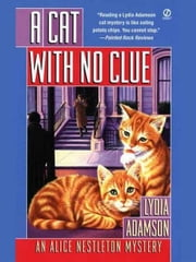 A Cat With no Clue ebook by Lydia Adamson