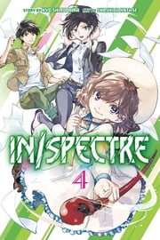 In/Spectre - Volume 4 ebook by Chashiba Katase