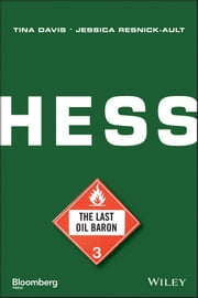 Hess - The Last Oil Baron ebook by Tina Davis,Jessica Resnick-Ault