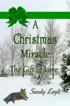 A Christmas Miracle: The Gift of Love ebook by Sandy Loyd