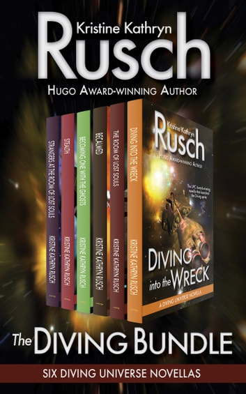 The Diving Bundle - Six Diving Universe Novellas ekitaplar by Kristine Kathryn Rusch