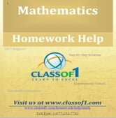 Finding Derivatives of the Function at Given Value. ebook by Homework Help Classof1