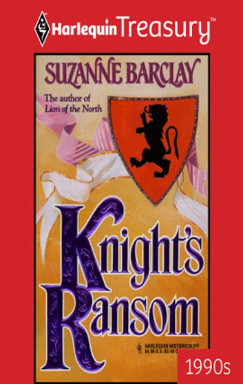 Knight's Ransom ebook by Suzanne Barclay