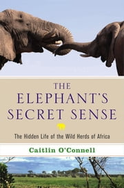 The Elephant's Secret Sense - The Hidden Life of the Wild Herds of Africa ebook by Caitlin O'Connell