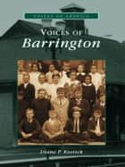 Voices of Barrington ebook by Diane P. Kostick