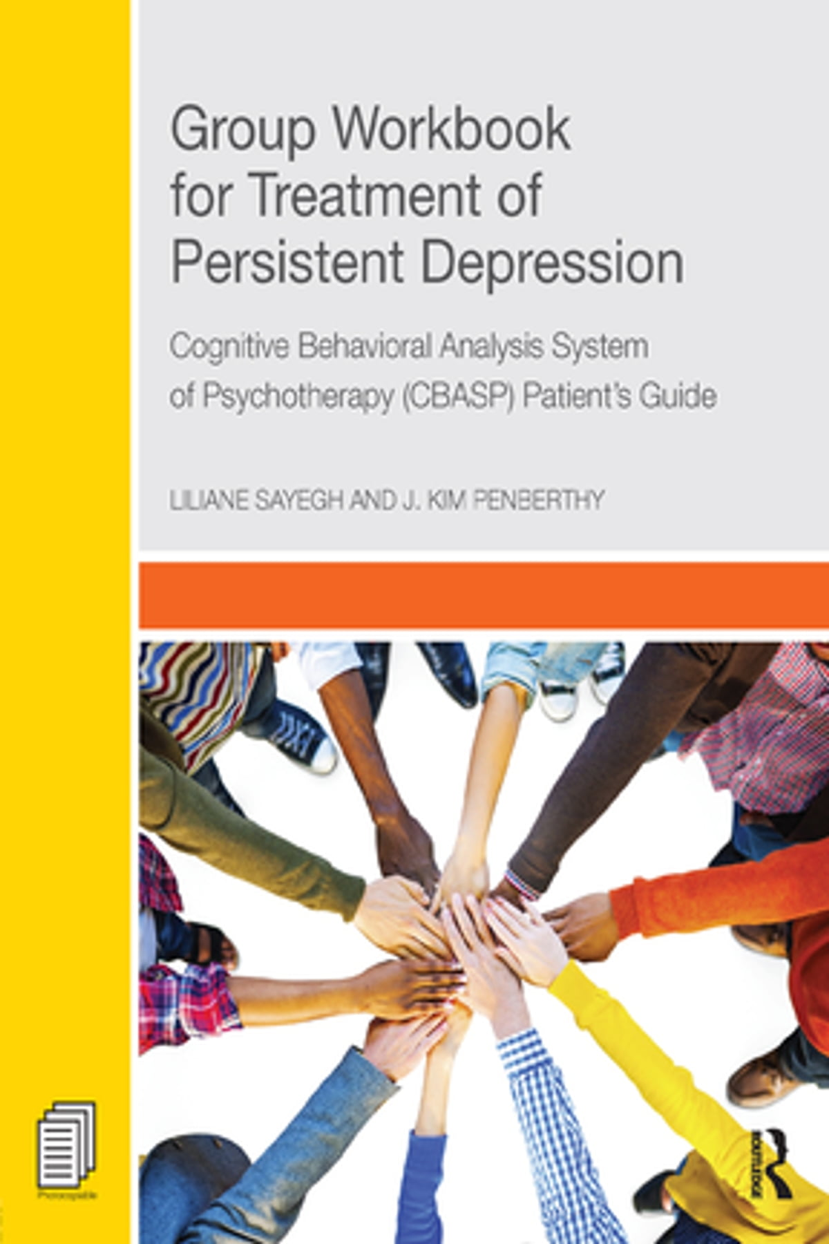 Group Workbook for Treatment of Persistent Depression eBook by ...
