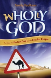 Wholly God - The Story of a Perfect God and his Peculiar People ebook by Sandy Faulkner