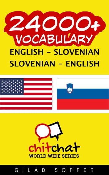 24000+ Vocabulary English - Slovenian ebook by Gilad Soffer