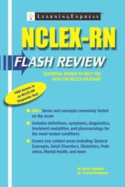 NCLEX-RN Flash Review ebook by LearningExpress, LLC