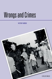 Wrongs and Crimes ebook by Victor Tadros