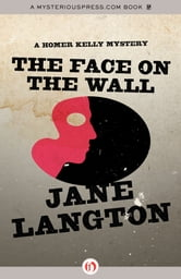 The Face on the Wall ebook by Jane Langton