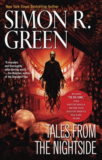 Tales from the Nightside ebook by Simon R. Green