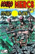 Congo Mercs ebook by Ronald Ledwell