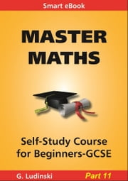 Master Maths: Algebra, All Equations, Inequalities ebook by G Ludinski