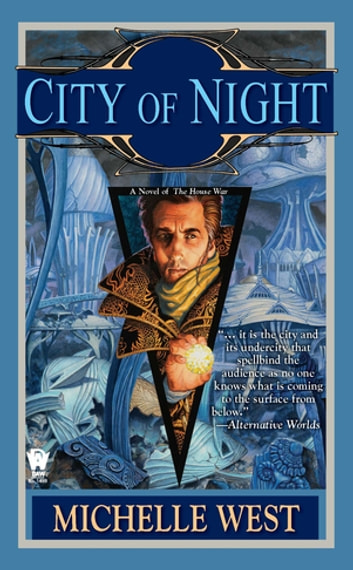 City of Night ebook by Michelle West