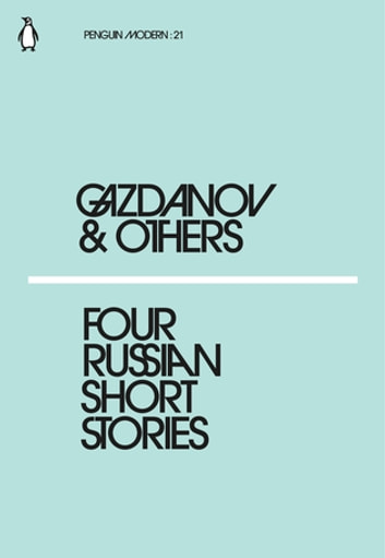 Four Russian Short Stories ebook by Penguin Books Ltd