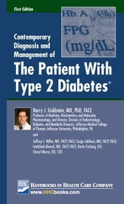 Contemporary Diagnosis and Management of The Patient With Type 2 Diabetes® ebook by Goldstein, Barry J.