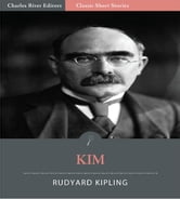 Kim (Illustrated Edition) ebook by Rudyard Kipling