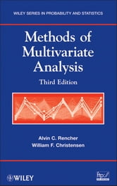 Methods of Multivariate Analysis ebook by Alvin C. Rencher,William F. Christensen