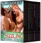 20 Sizzling MMF Bisexual Romances ebook by A. Anders