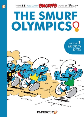 The Smurfs #11 - The Smurf Olympics eBook by Peyo,Yvan Delporte