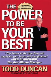 The Power of a Promise - Finding the power to be your best ebook by Todd Duncan