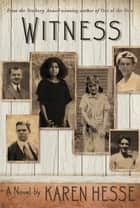Witness ebook by Karen Hesse