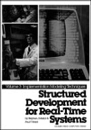 Structured Development for Real-Time Systems, Vol. III - Implementation Modeling Techniques ebook by Paul T. Ward, Stephen J. Mellor