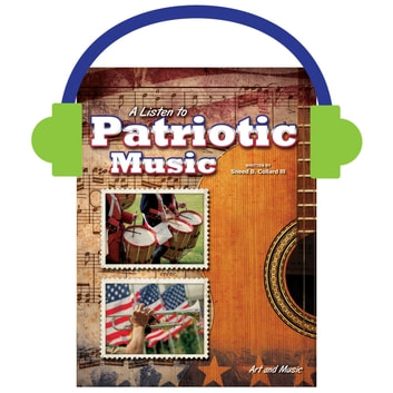 A Listen To Patriotic Music audiobook by Sneed Collard