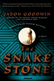 The Snake Stone - A Novel ebook by Jason Goodwin