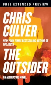 The Outsider - Free Preview (first 3 chapters) ebook by Chris Culver
