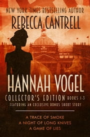 The Hannah Vogel Box Set: Books 1-3 (Collector\