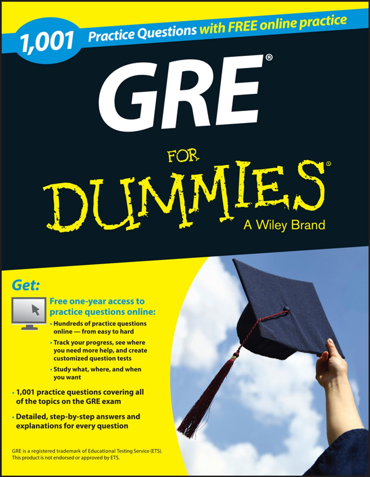 1,001 GRE Practice Questions For Dummies (+ Free Online Practice) eBook by  Consumer Dummies - 9781118825808 | Rakuten Kobo